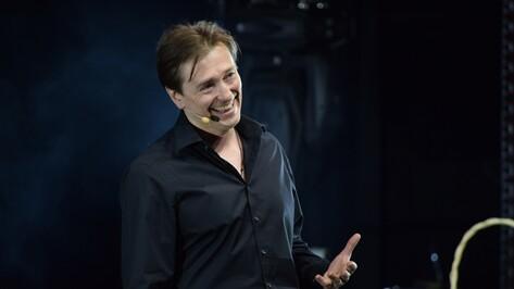 В Воронеже актер Сергей Безруков попросился на Платоновский фестиваль