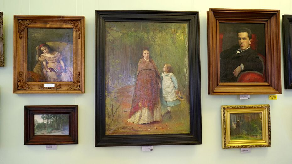 Воронежцам расскажут о детской теме в искусстве