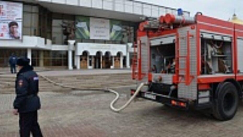 За пожар в Воронежском концертном зале могут наказать должностных лиц