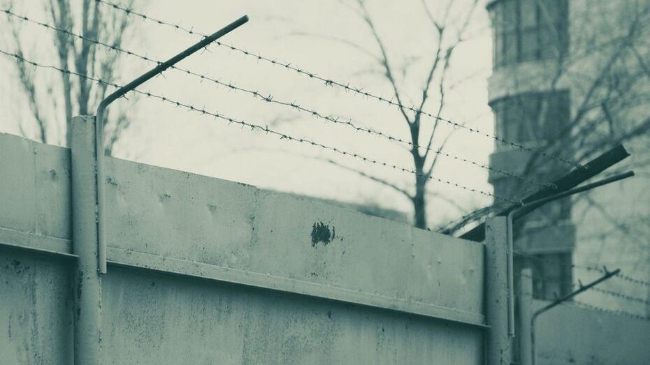 Житель Воронежской области получил 8,5 лет колонии за убийство товарища