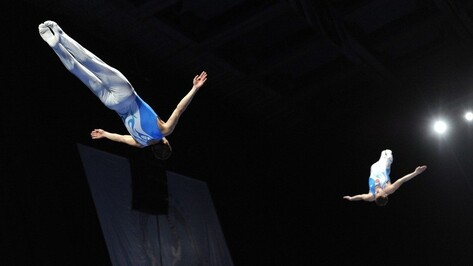 Воронежский батутист завоевал «золото» этапа Кубка мира