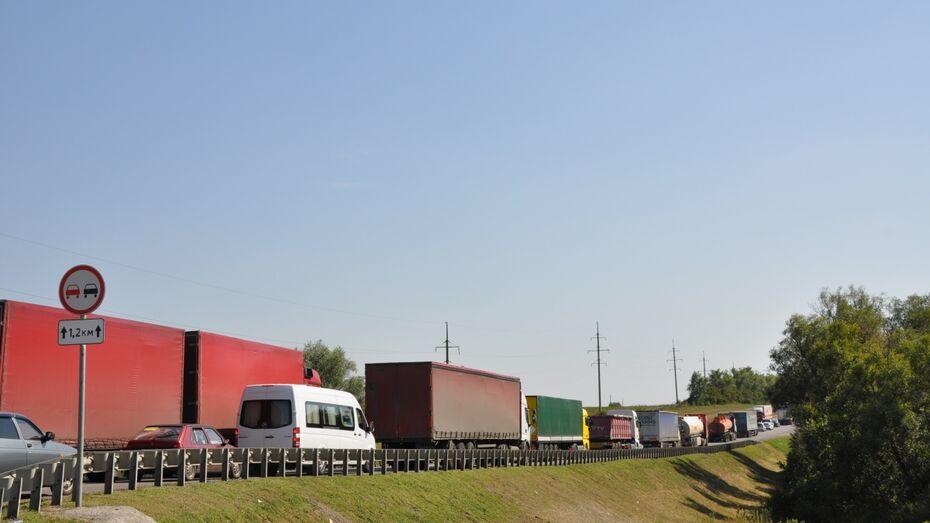 Репортаж РИА «Воронеж». Лосево: бизнес на пробках и аккаунт в Твиттере