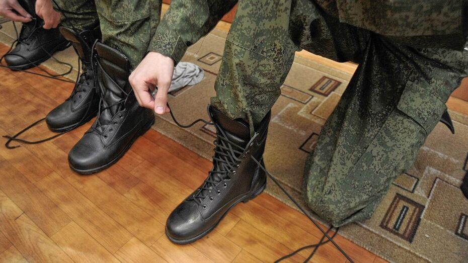Владимир Путин подписал указ о весеннем призыве в армию 150 тыс человек