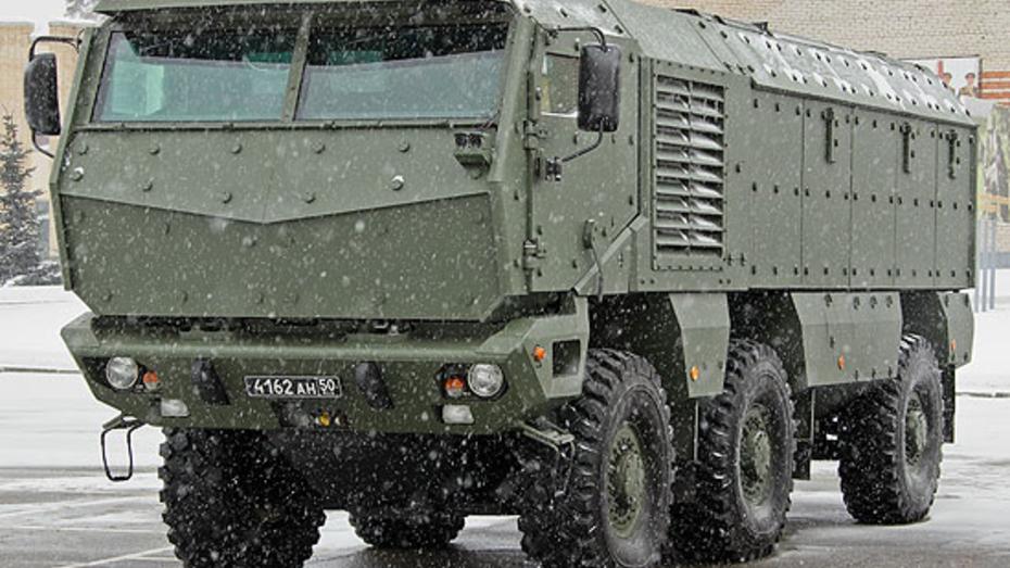 Подразделение спецназа вошло в боевой состав армии ЗВО в Воронежской области