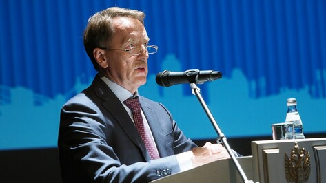 Воронежский губернатор поздравил Алексея Гордеева с избранием вице-спикером Госдумы