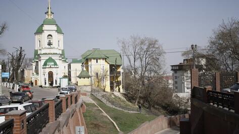 Легенды Воронежа. Воскресенский храм