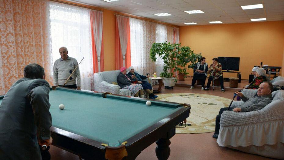 Воронежская область вошла в число «пилотов» проекта «Старшее поколение»
