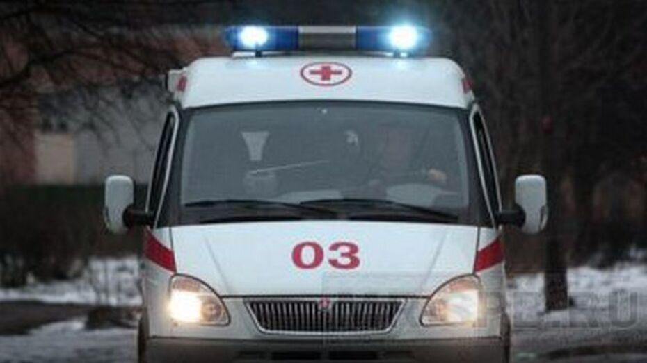 В Воронеже 11-летняя девочка выпала с четвертого этажа