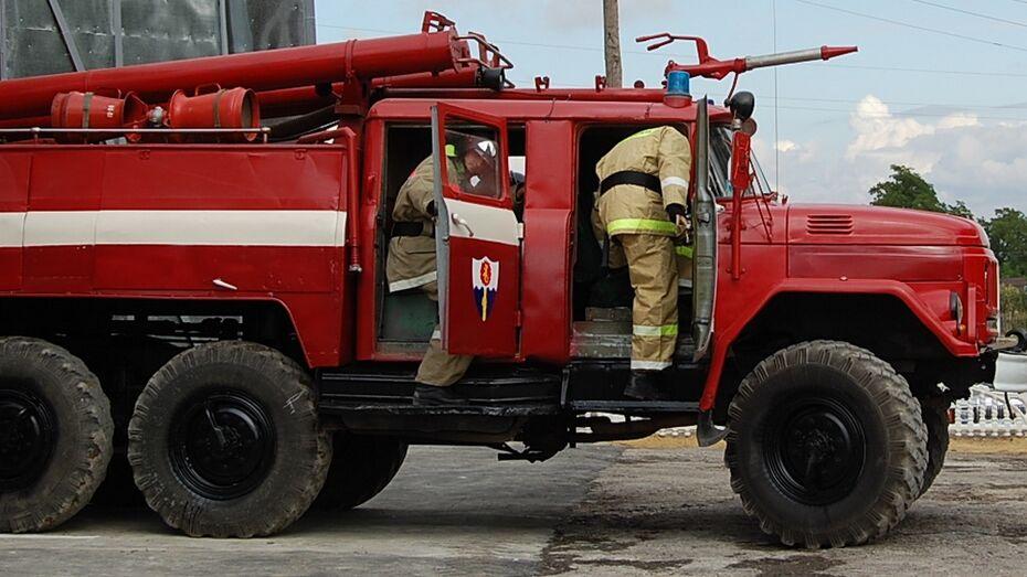 В Воронежской области на пожаре погибла 74-летняя женщина