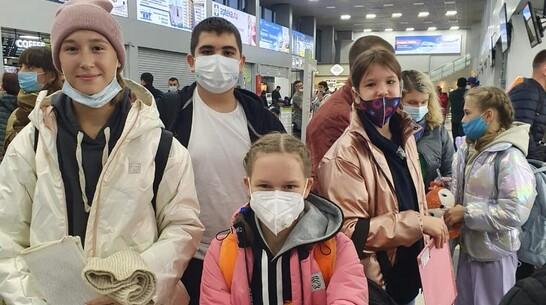 Борисоглебские школьницы поделились впечатлениями от «Путешествия мечты»