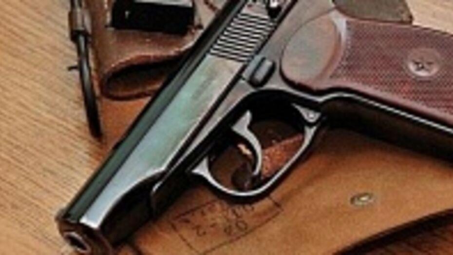 Ночная стрельба в Богучаре завершилась поимкой пьяного водителя
