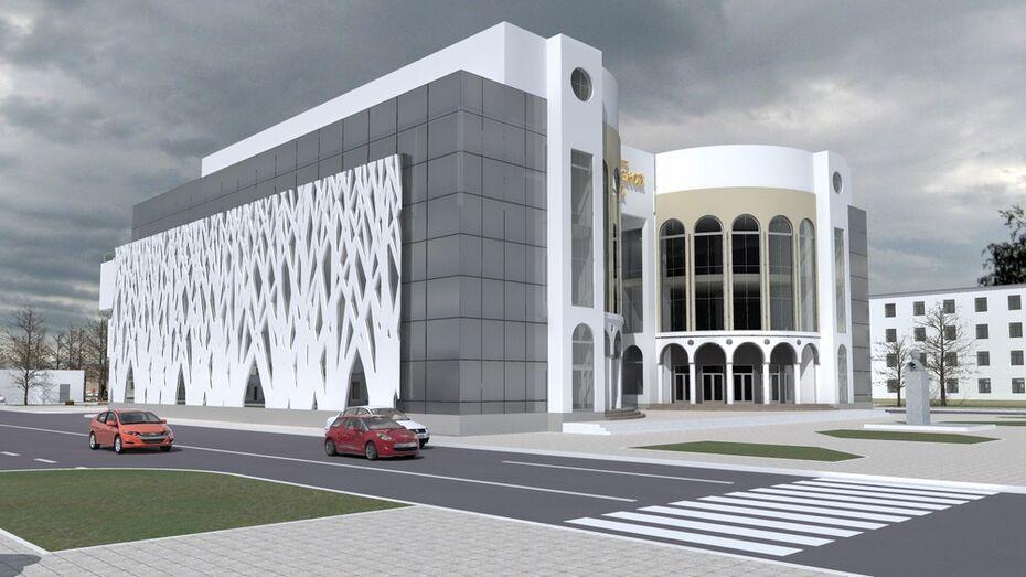 Борисоглебцы выберут проект оформления здания в сквере «Городской сад»