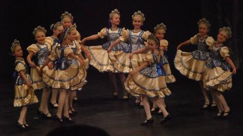 Юные танцоры из Воронежа стали лауреатами международного фестиваля