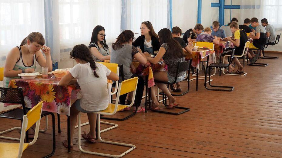 Смены в воронежских лагерях сократят до 14 дней
