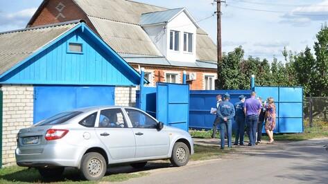 Жители села под Воронежем о двойном убийстве: «Мать и дочь главы убили из-за политики»