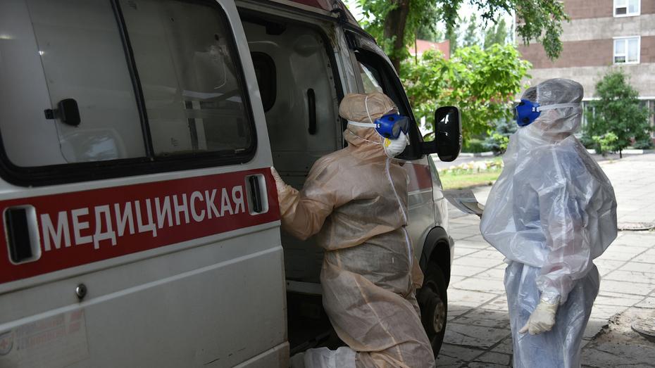 Превышение эпидпорога по ОРВИ отметили в 6 районах Воронежской области