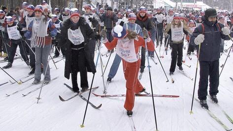 В «Лыжне России» примут участие около 5 тыс человек