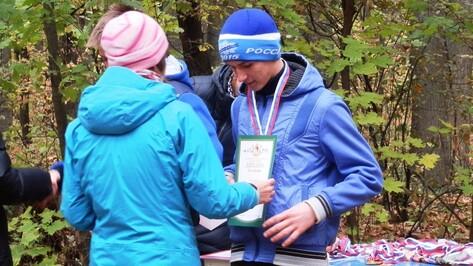 Острогожский спортсмен стал бронзовым призером первенства области по спортивному ориентированию