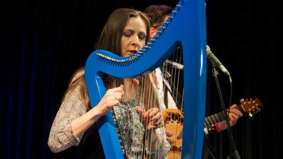 В Воронеже прозвучала ирландская арфа и песни кельтских бардов