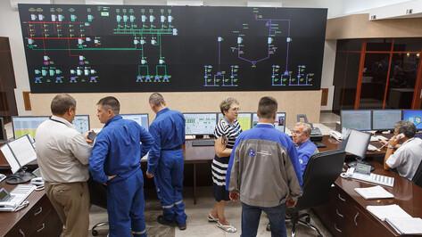 На Нововоронежской АЭС запустили новейший центральный щит управления