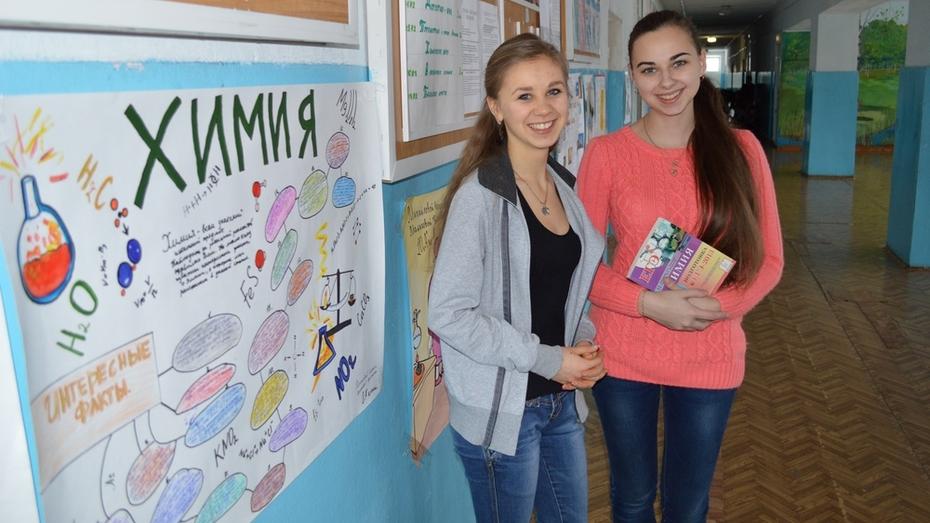 Эртильские школьницы стали призерами региональных олимпиад