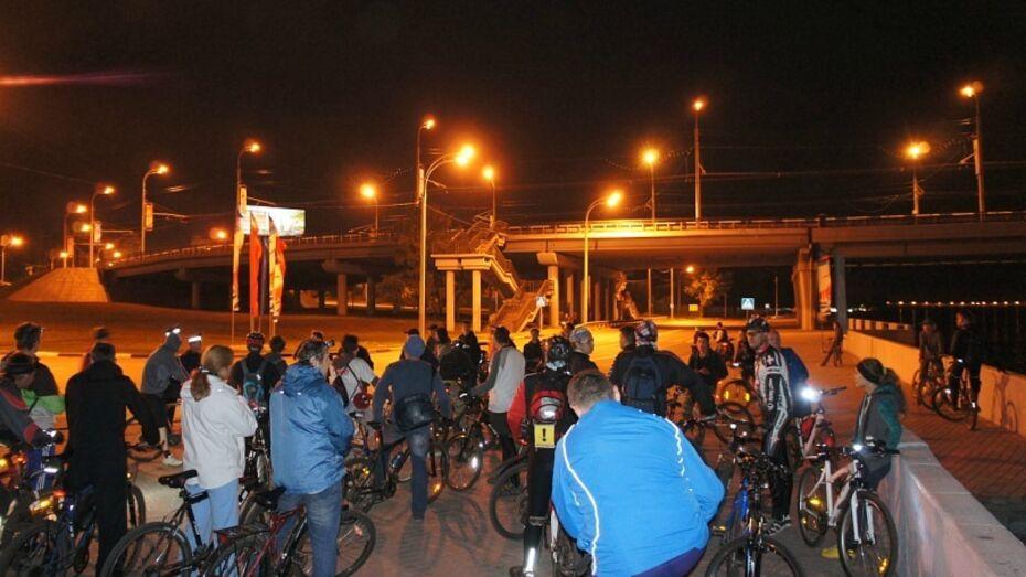 Воронежские велолюбители нарядятся в лосей и поедут на елку на зимней резине