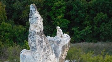 В Воронежской области обвалилась арка древней колокольни в Дивногорье