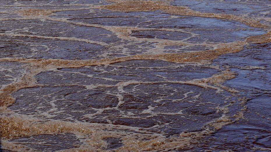 ЛОС не прекратил сброса сточных вод в Воронежское водохранилище