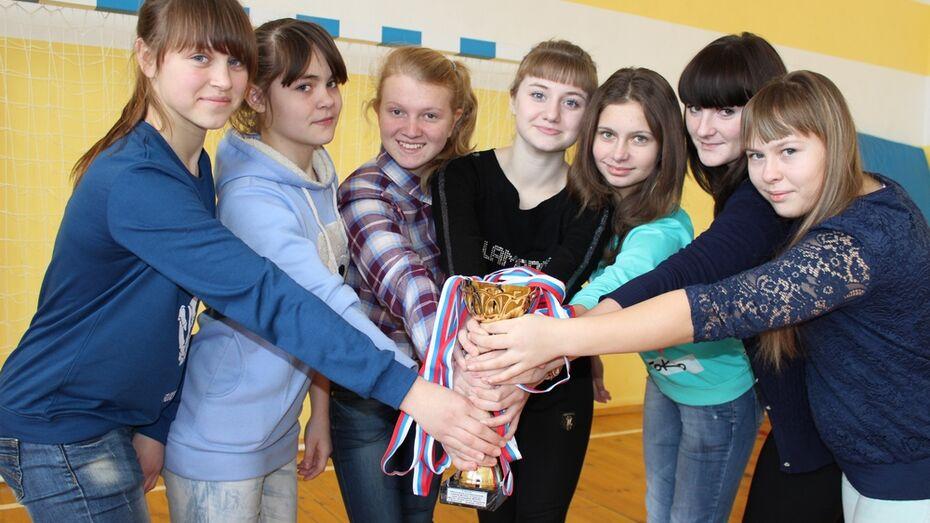 Команда Терновского района взяла «золото» в финале областного турнира по мини-футболу