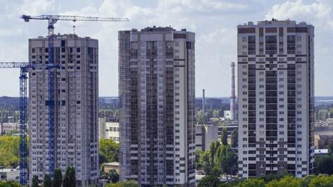 В Воронежской области в 2016 году ввели рекордное количество жилья