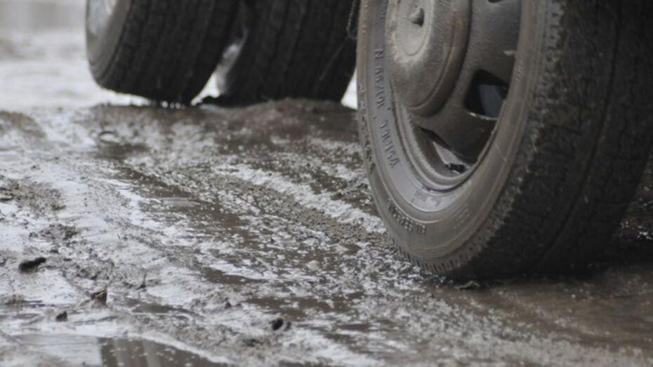 На ремонт и строительство дорог в Воронеже в 2013 году потратили более 1 млрд рублей