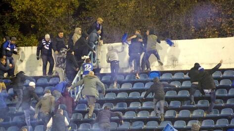 РФС осудил поведение участников драки на матче «Факел» - «Динамо» в Воронеже