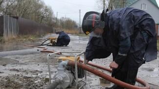 В Воронежской области понизился уровень воды в 4 реках и водохранилище