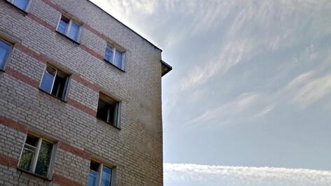 Следователи заинтересовались разрушающимся общежитием в Воронеже