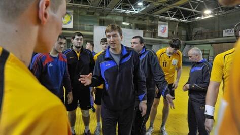 Воронежские гандболисты проиграли в Краснодаре