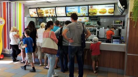 Воронежский арбитраж оштрафовал McDonald's за нитраты и вредные бактерии в салатах