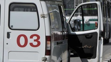 В Воронеже полицейский снова сбил пешехода
