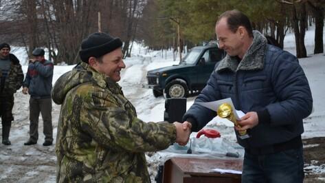 В Петропавловском районе прошли соревнования по подледному лову рыбы