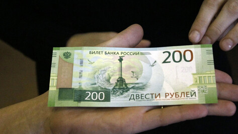 В Воронеже новосибирец пытался откупиться от ДТП 2-месячной давности