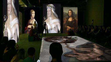 Воронежцам покажут «оживающие» шедевры мирового искусства под классическую музыку