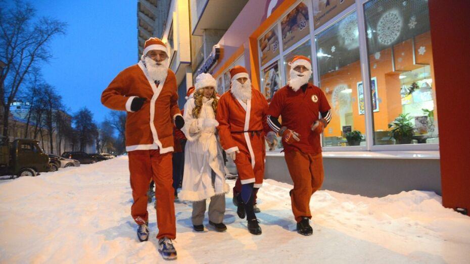 Волонтеры предложили воронежцам стать Дедами Морозами для сирот