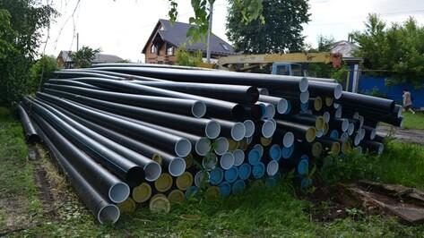 Россошанские депутаты попросят губернатора увеличить на 6% тариф на водоснабжение