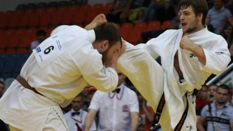Поворинский каратист завоевал «золото» на Кубке России по киокусинкай карате