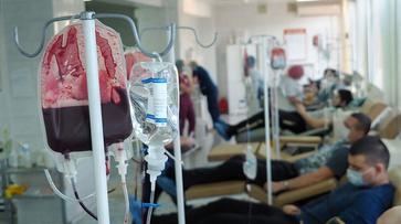 Первым воронежским COVID-пациентам перелили плазму от доноров, переболевших коронавирусом