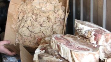 Россельхознадзор: в Воронеже и области продают испорченное и «левое» мясо и сало