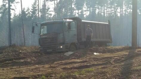 Воронежцы рассказали о 20 застрявших машинах на объезде развязки на 9 Января