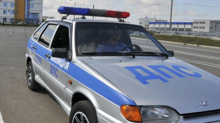 В Воронеже «шестерка» сбила пенсионерку