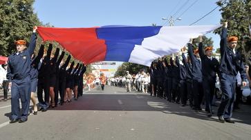 Лидеры региона поздравили воронежцев с Днем России и Днем образования области