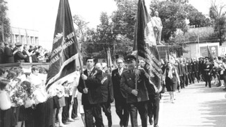 Рамонские лицеисты создали электронный банк данных о земляках-фронтовиках