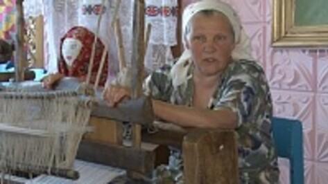 Жители репьевского села попали на телеэкраны